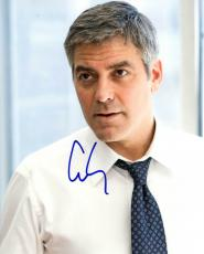 George Clooney Autographed Signed 8x10 Photo UACC RD AFTAL COA