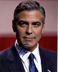 George Clooney Autographed Signed 8x10 Suit Photo UACC RD AFTAL COA