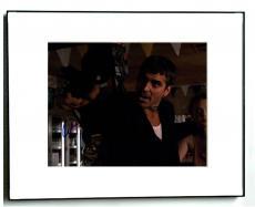 George Clooney Autographed Signed Framed Dusk Till Dawn Photo UACC RD AFTAL