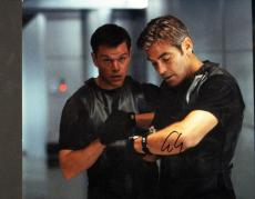 George Clooney Autographed Signed Oceans Eleven 11x14 Photo