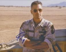 George Clooney Autographed THREE KINGS 8x10 Photo