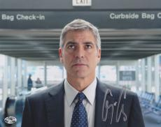 George Clooney Autographed Up in the Air 8x10 Photo