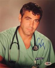GEORGE CLOONEY ER SIGNED AUTOGRAPHED  8x10 PHOTO PSA/DNA  S19105