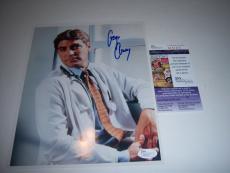 George Clooney Er,oceans 11,actor Jsa/coa Signed 8x10 Photo