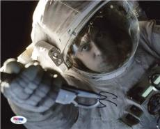 George Clooney Gravity Autographed Signed 8x10 Photo Certified Authentic PSA/DNA
