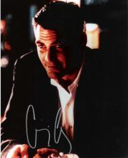 "GEORGE CLOONEY ""OCEAN'S 11"" Signed 8x10 Color Photo"