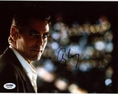George Clooney Oceans Eleven Signed 8X10 Photo PSA/DNA #X44439