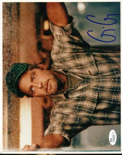 George Clooney Perfect Storm Signed Jsa Cert 8x10 Photo Authenticated Autograph