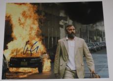 George Clooney Signed 8x10 Photo Autograph Er Batman Syriana Coa C