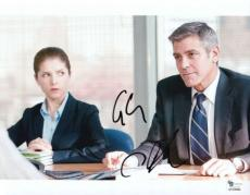 George Clooney Signed 8X10 Photo Autograph Michael Clayton Sexy Auto GP328980