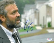 George Clooney Signed Authentic Autographed 8x10 Photo (PSA/DNA) #H03841