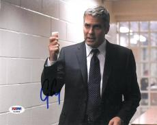 George Clooney Signed Authentic Autographed 8x10 Photo (PSA/DNA) #K16868