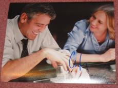 GEORGE CLOONEY SIGNED AUTOGRAPH 8x10 UP IN THE AIR NY B