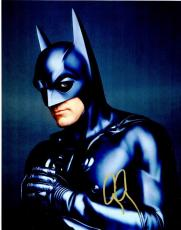 George Clooney Signed - Autographed Batman & Robin 11x14 inch Photo - Guaranteed to pass PSA or JSA
