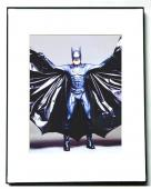 George Clooney Signed Batman Cape Photo Video Proof AFTAL