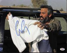 George Clooney Syriana Signed 11X14 Photo Autographed PSA/DNA #T22331