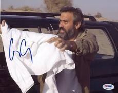 George Clooney Syriana Signed 8X10 Photo Autographed PSA/DNA #S85771