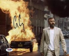 George Clooney Syriana Signed 8x10 Photo Autographed Psa/dna #w25884
