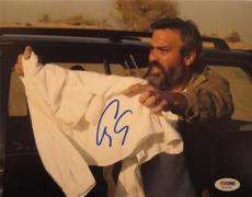 GEORGE CLOONEY SYRIANA SIGNED AUTOGRAPHED 8x10 PHOTO PSA/DNA  S19104