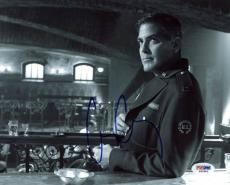 George Clooney The Good German Signed 8X10 Photo PSA/DNA #S32982