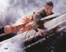 George Clooney The Perfect Storm Signed 8X10 Photo PSA/DNA #Q45564