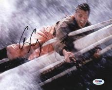 George Clooney The Perfect Storm Signed 8X10 Photo PSA/DNA #S32980
