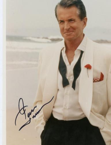 George Hamilton Film Actor Star Signed Autographed 8x10 Photo W/coa
