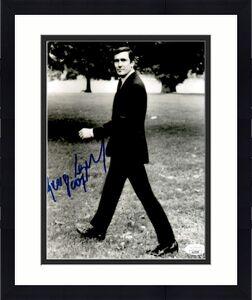 George Lazenby JSA Coa Signed 8x10 James Bond Photo Autograph