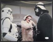 George Lucas Signed Auto Autograph 11x14 Photo JSA T00797