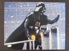George Lucas Signed Auto Autograph 11x14 Star Wars Photo JSA T00798