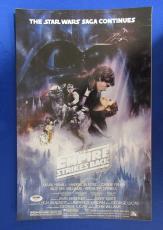 George Lucas Signed Auto Autograph 11x17 Star Wars Photo PSA/DNA Y90607
