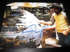 GEORGE LUCAS SIGNED AUTOGRAPH 8x10 PHOTO STAR WARS PROMO IN PERSON COA AUTO L