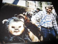GEORGE LUCAS SIGNED AUTOGRAPH 8x10 PHOTO STAR WARS PROMO IN PERSON COA AUTO RR2