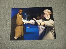 George Lucas Signed 'star Wars' 11x14 Photo Coa