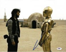 George Lucas Signed Star Wars Director Autographed 11x14 Photo PSA/DNA #X97059