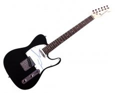 George Lucas Star Wars Autographed Signed Tele Guitar Uacc Rd Co AFTAL