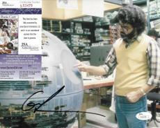 George Lucas Star Wars Legend Signed Autographed 8x10 Photo Early Graph Jsa Coa