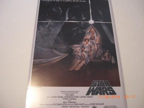 George Lucas Star Wars Movie Director Td/holo Signed 12x18 Poster Photo