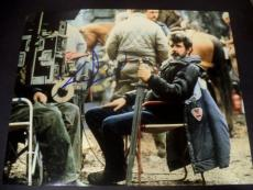 George Lucas Star Wars Signed Autographed 11x14 Photo W/coa Authentic Rare B