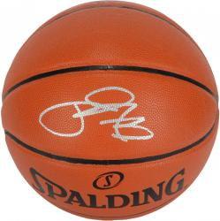 Paul George Indiana Pacers Autographed Spalding Indoor Outdoor Basketball