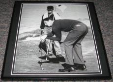George Plimpton 1967 Bogeyman Framed 12x12 Poster Photo