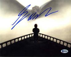 George R.R. Martin Game of Thrones Autographed Signed 8x10 Photo Beckett BAS COA