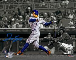 George Springer Houston Astros Autographed 11'' x 14'' Spotlight Photograph