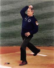 George W. Bush 8x10 photo (43rd President of the United States, 1st Pitch) Image #2