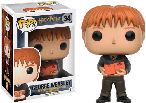 George Weasley Harry Potter #34 Funko Pop!