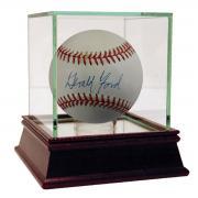 Gerald Ford Signed ONL Coleman Baseball JSA