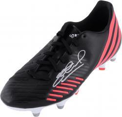Steven Gerrard Autographed Adidas Predator Boot