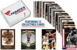 George Gervin -San Antonio Spurs- Collectible Lot of 15 NBA Trading Cards - Mounted Memories