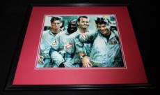 Ghostbusters Cast Framed 11x14 Photo Poster Bill Murray Dan Aykroyd