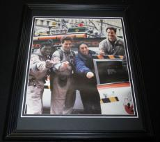 Ghostbusters II 1989 Cast Framed 11x14 Photo Display Bill Murray Dan Aykroyd
